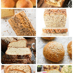 RECIPE COLLECTION OF TOP 10 KETO BREAD RECIPES