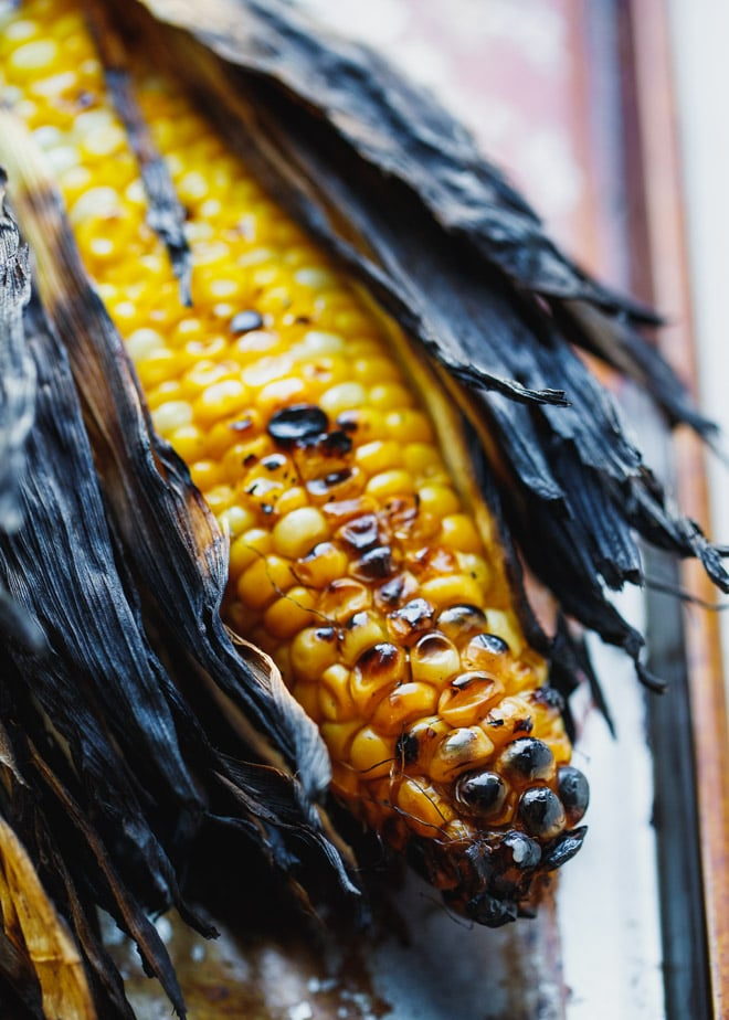 Easy Grilled Corn On The Cob With Husk Cooking Lsl,Types Of Hamsters